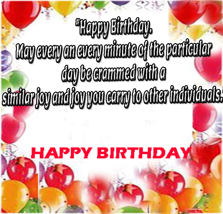 Birthday message for mom Inspirational