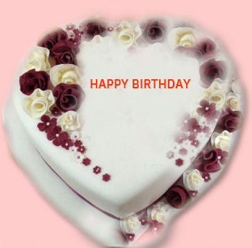 Birthday cake photo wallpapers pics images pictures pics in hd with a name for lover for a girl