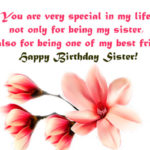 Birthday wishes for Sister -Best 100+