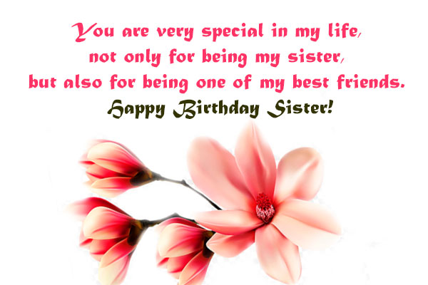 Birthday Wishes For Sister.Birthday Wishes For Sister Best 100 Happy Birthday Img