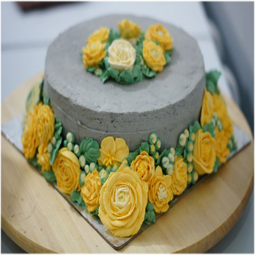 Flower Birthday cake images wallpapers pics pictures photo pics download in hd for whatsapp facebook