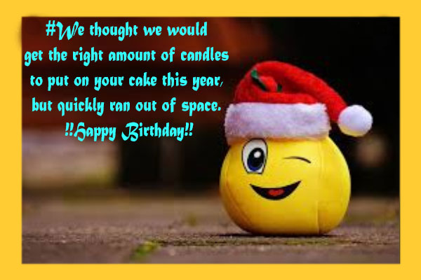 Funny birthday wishes cracking 50+ wishes - Happy Birthday IMG