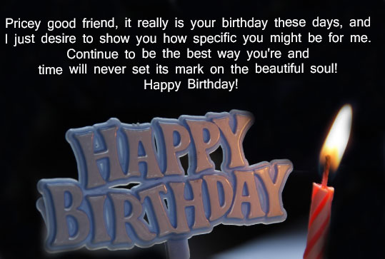 Happy-birthday-message for-best-friend-English