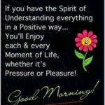 Good morning quotes for the day