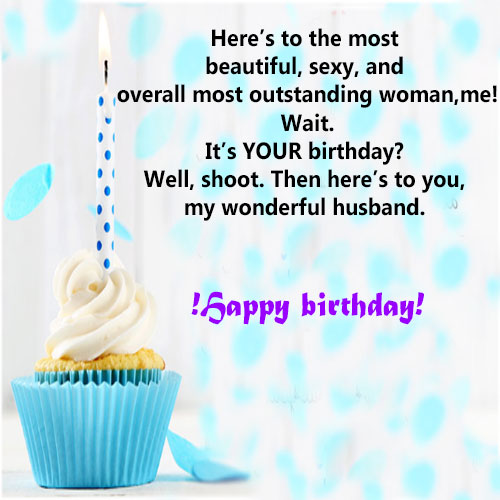 Happy Birthday Images for Husband with messages hd download