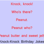 Birthday knock knock jokes for kids teens and adults
