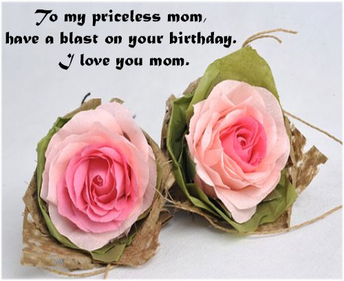Happy birthday quotes for mom with images