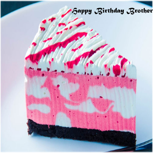 Happy Birthday cake pics images pictures wish photo for brother free download