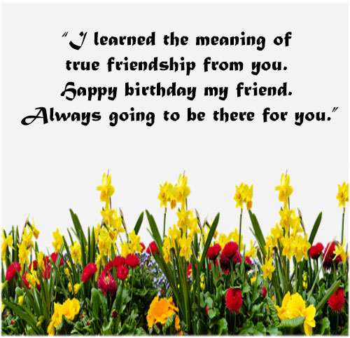 Birthday quotes for a best friend with images pics photo wallpaper