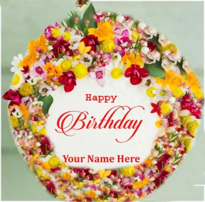 Happy Birthday pictures with Cake Wallpaper Photo Pictures Pics Images for download free in hd