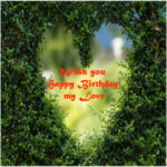 Top 25 Birthday wishes images for lover girlfriend GF