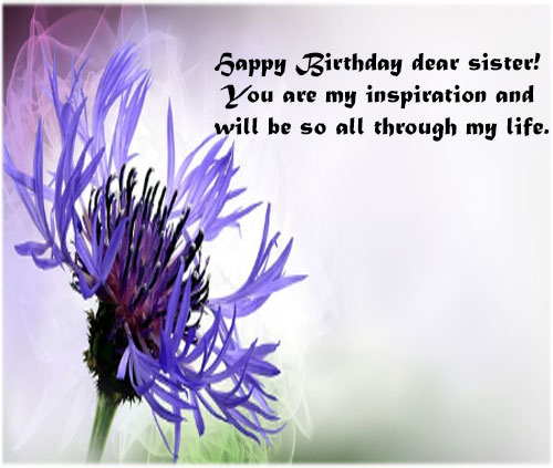 Happy Birthday Sister Images and quotes hd download