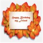 1242+ Happy birthday images for best friend