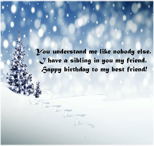 Happy birthday image with wishes for best friend hd download