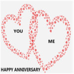 Top 25 Marriage anniversary messages in hindi