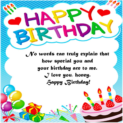 Romantic Happy Birthday Wishes For Boyfriend