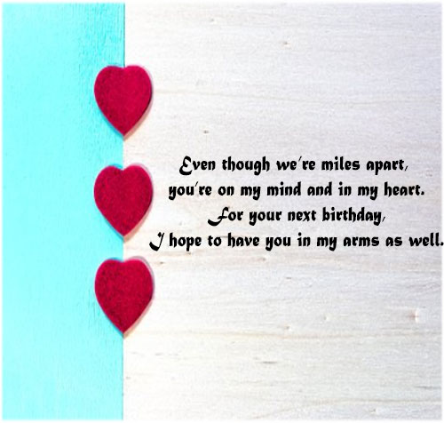 Birthday wishes images for girlfriend lover
