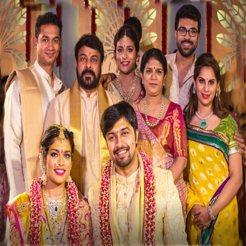 CHIRANJEEVI FAMILY WALLPAPER PHOTO HD DOWNLOAD