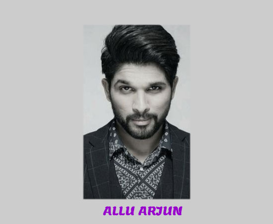 Download Allu Arjun pics