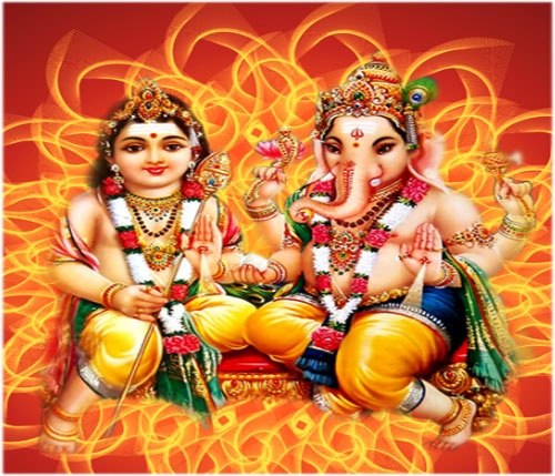 God photos pictures wallpapers images hd download Ganesh and Krishna