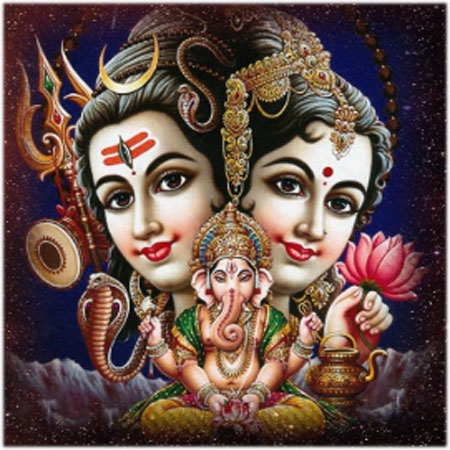 God photos pictures wallpapers images pics hd download Shiva Parvati Ganesh