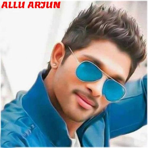 HD images of Allu Arjun