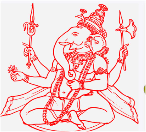 Lord Ganesha images pictures free hd download