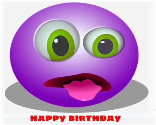 Funny happy birthday images for men