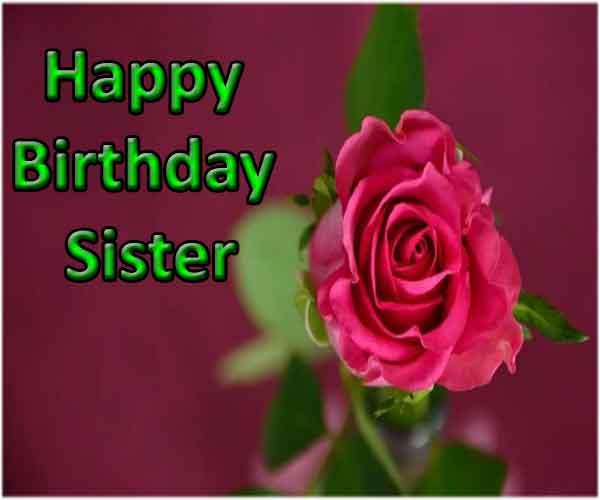 Happy Birthday, Cousin Sister
