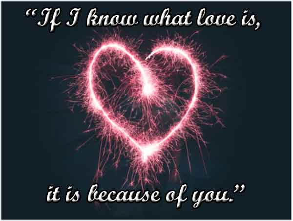 I love you more quotes for him