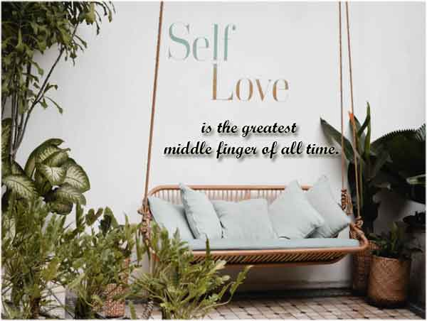 Happiness Self Love Quotes