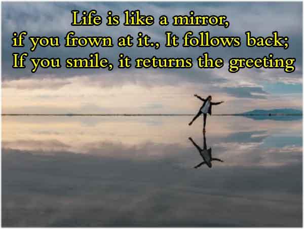 Mirror Selfie Quotes
