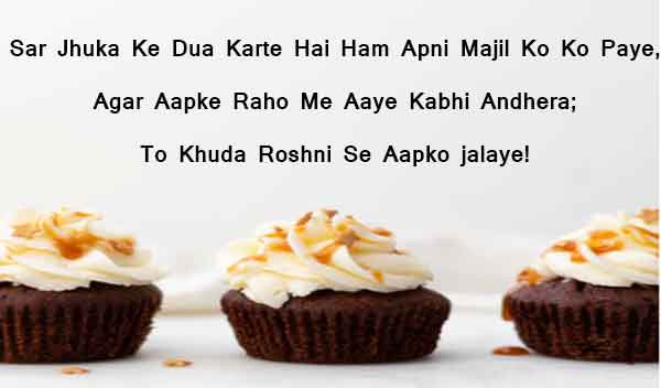 Romantic Birthday Shayari for Wife in Hindi